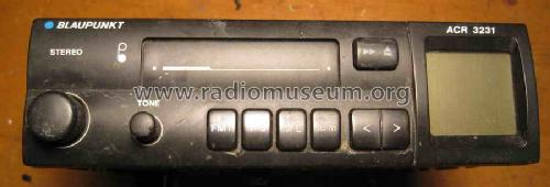 ACR 3231; Blaupunkt Ideal, (ID = 1137247) Car Radio