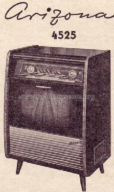 Arizona 4525; Blaupunkt Ideal, (ID = 97717) Radio