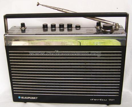 Derby 701 7.650.550; Blaupunkt Ideal, (ID = 1825450) Radio