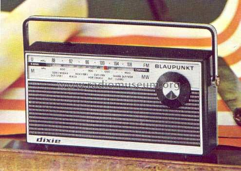 Dixie 7.658.200; Blaupunkt Ideal, (ID = 98856) Radio
