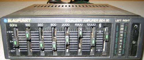 Equalizer BEA 80; Blaupunkt Ideal (ID = 472526) Ampl/Mixer