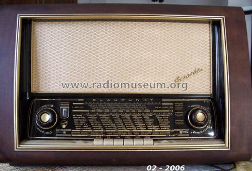 Granada 2221; Blaupunkt Ideal, (ID = 330541) Radio