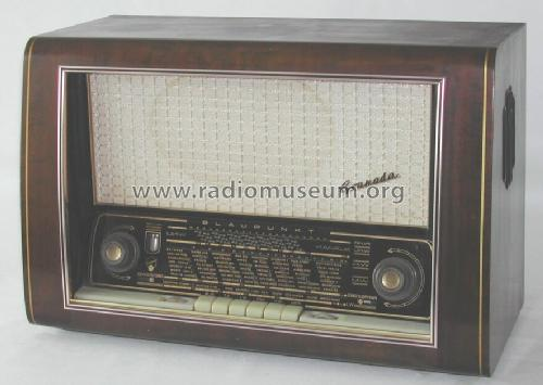 Granada 3D 2220; Blaupunkt Ideal, (ID = 22226) Radio