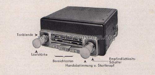 Köln ab K 180001; Blaupunkt Ideal, (ID = 1036687) Car Radio