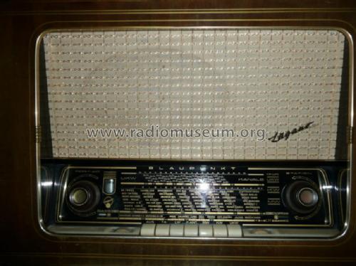 Lugano Phonosuper 4222 Radio Blaupunkt Ideal, Berlin, später  Lugano Phonosup...