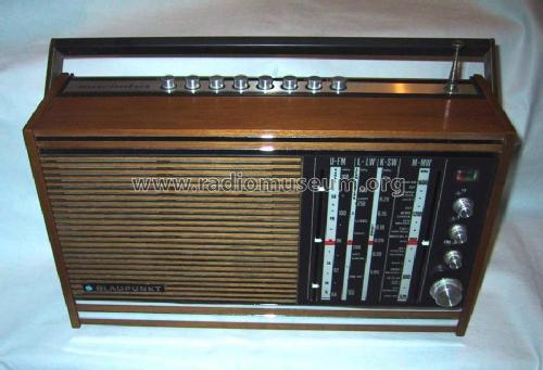 Marimba 7.659.500; Blaupunkt Ideal, (ID = 29878) Radio