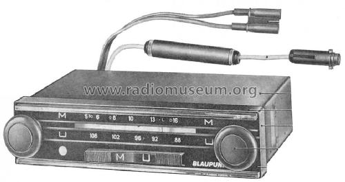 Minden 7.630.070 ab 300001; Blaupunkt Ideal, (ID = 318772) Car Radio