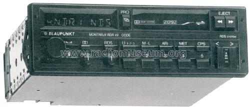 Montreux RDR49 7.648.893.010; Blaupunkt Ideal, (ID = 1634528) Car Radio