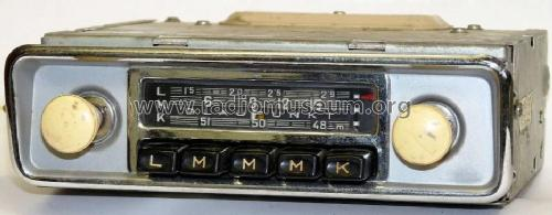Stuttgart ATR ab U 840001; Blaupunkt Ideal, (ID = 939668) Car Radio