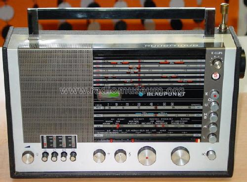 Supernova 7.658.880; Blaupunkt Ideal, (ID = 113291) Radio
