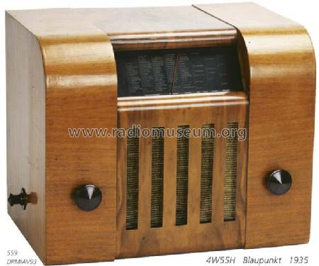 4W55H; Blaupunkt Ideal, (ID = 98) Radio
