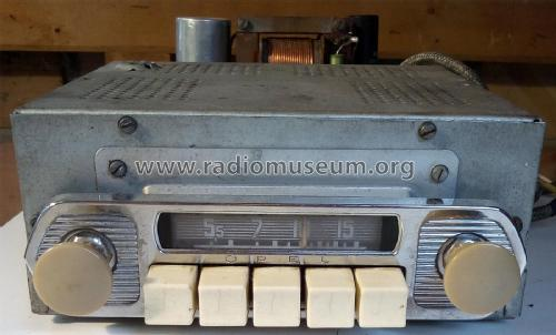 A253; Blaupunkt Ideal, (ID = 2360100) Car Radio