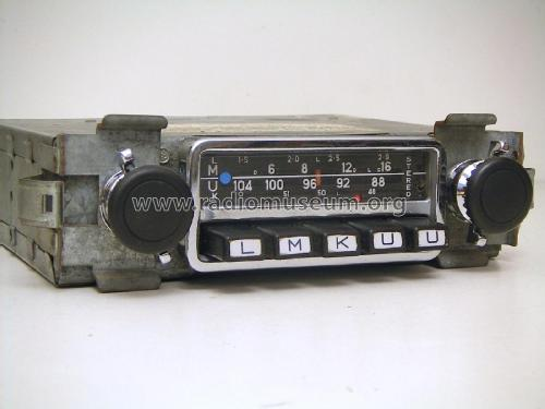 Frankfurt Stereo 7.631.642 ab 2800001; Blaupunkt Ideal, (ID = 2390485) Car Radio