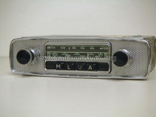 Heidelberg ab W 630001; Blaupunkt Ideal, (ID = 2383592) Car Radio