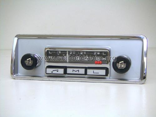 Hildesheim ab X 1700001; Blaupunkt Ideal, (ID = 2383591) Car Radio