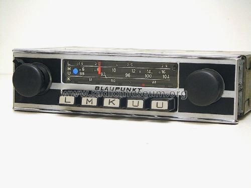 Koblenz de Luxe 7.631.653 ab 1770001; Blaupunkt Ideal, (ID = 2383755) Car Radio