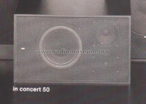 geschlossene regal wandbox in concert 50 speaker p braun f. Black Bedroom Furniture Sets. Home Design Ideas
