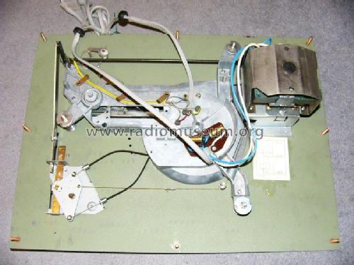 Record player braun ps 500 / ps 500, black, hobbyist device.