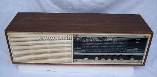 Transmira 6140 Radio Bruns Hamburg Build 1968 1970