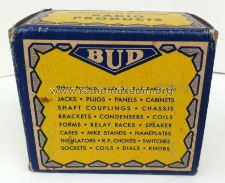 160 Meter Oscillator and Buffer Coil Radio part Bud Radio In