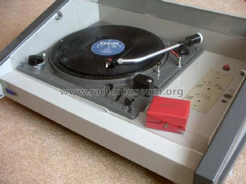 Studio Turntable SL 911; Budapesti (ID = 801511) R-Player