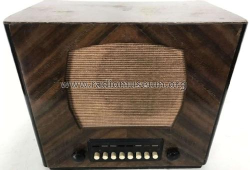 All Button Receiver PB50; Bush Radio; London (ID = 2115164) Radio