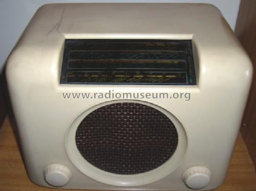 EBS3; Bush Radio; London (ID = 807163) Radio