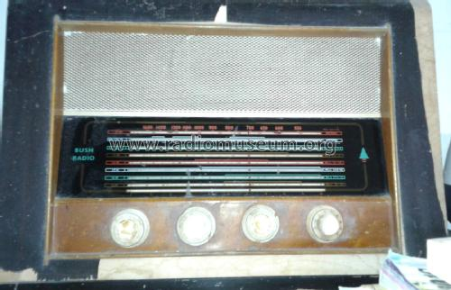 EBS51 ; Bush Radio; London (ID = 1818510) Radio