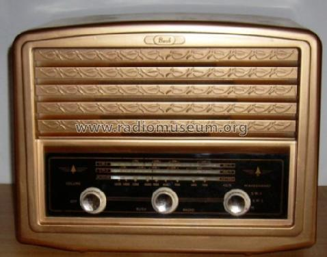 EBS 50; Bush Radio; London (ID = 801168) Radio