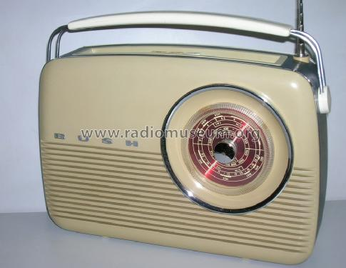 ETR92; Bush Radio; London (ID = 1713687) Radio