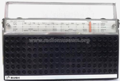 Portable Radio VTR 678; BUSH Limited India; (ID = 1248822) Radio