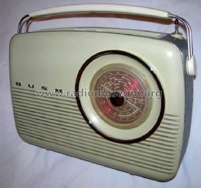 VTR103C; Bush Radio; London (ID = 227265) Radio