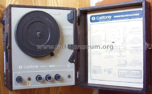 1450K; Califone (ID = 503759) R-Player