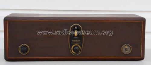 Radiola 18 Radio Canadian General Electric Canada C.G.E. or on