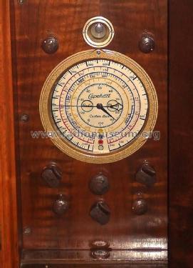 406E Adam Ch= W-890 + amp W-891, W-892; 16-E; Capehart Corp.; Fort (ID = 1316985) Radio