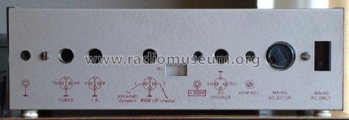 Hi-Fi Amplifier Kit PPP 12W Ampl/Mixer Carad