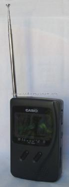 LCD-Color Television TV-600 N; CASIO Computer Co., (ID = 1688124) Television