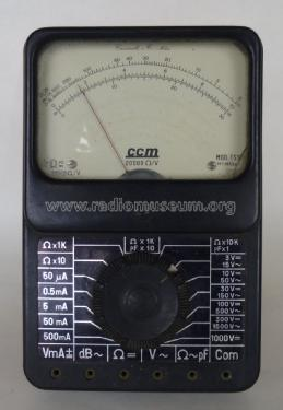 Tester TS120; Cassinelli, S.a.s., (ID = 1450030) Equipment