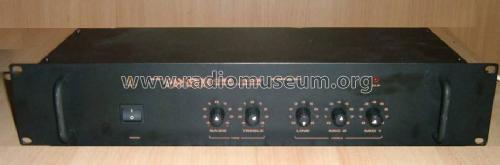 Integrated Mixer Amplifier CMA 103H; Castone Electronic (ID = 1702618) Ampl/Mixer