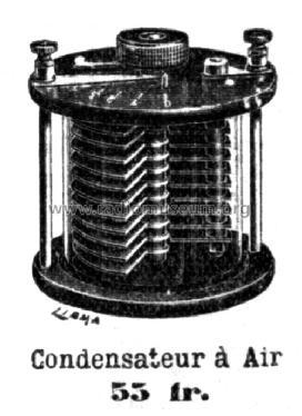 Condensateur paris