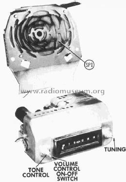 987088 car radio chevrolet div build 1955 1956 2 pictures rh radiomuseum org