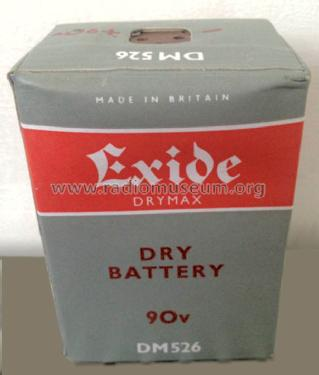 Drymax DM526; Chloride Electrical (ID = 1533663) A-courant