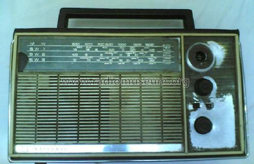 National 4 Band- 8 Transistor R-462D; Cofard Ltd., Tehran (ID = 1415955) Radio