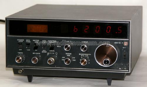 651S-1; Collins Radio (ID = 1085631) Receiver-C