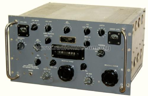 R-390A/URR; Collins Radio (ID = 472084) Receiver-C
