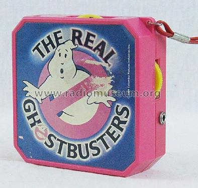 The Real Ghostbusters GB1803; Concept 2000 Hong (ID = 1427122) Radio