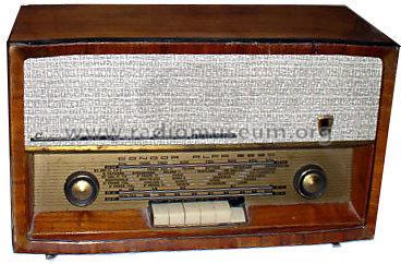 Zaawansowane Alfa 2590 Radio Condor Ing. Gallo; Milano, build 1961, 4 pic PF51