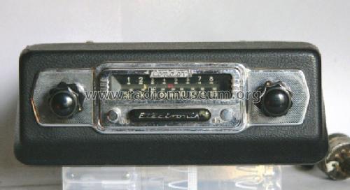 Tylko na zewnątrz S9-II Car Radio Condor Ing. Gallo; Milano, build 1955 ??, 4 EX56