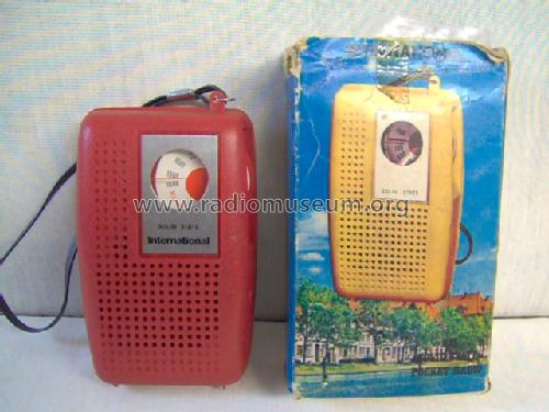 S102; Conic International (ID = 1040011) Radio