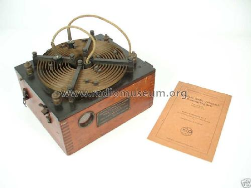 Airplane Radio Telegraph Xmitter SCR-65; Connecticut (ID = 636286) Military